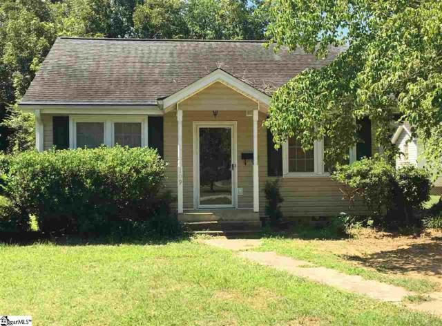 109 Young Drive, Clinton, SC 29325 (#1371752) :: The Toates Team