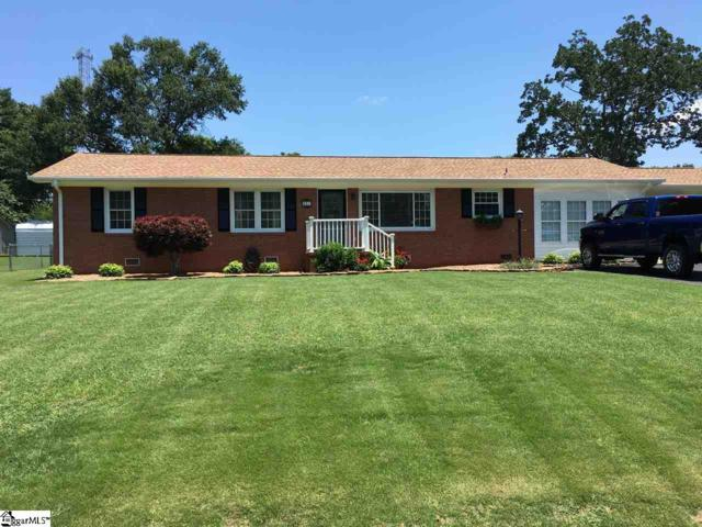 231 Overhill Drive, Duncan, SC 29334 (#1371809) :: The Toates Team