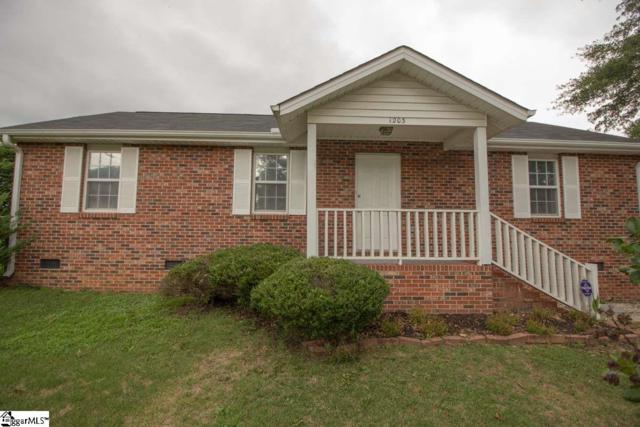 1203 Mckelvey Road, Fountain Inn, SC 29644 (#1371883) :: Hamilton & Co. of Keller Williams Greenville Upstate
