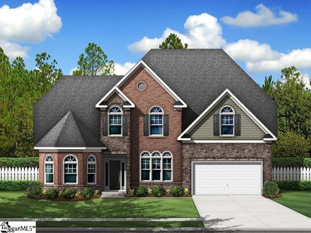 491 Gorham Drive Homesite 422, Boiling Springs, SC 29316 (#1372007) :: Hamilton & Co. of Keller Williams Greenville Upstate