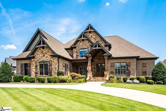 504 Parkview Drive, Simpsonville, SC 29681 (#1372008) :: Hamilton & Co. of Keller Williams Greenville Upstate