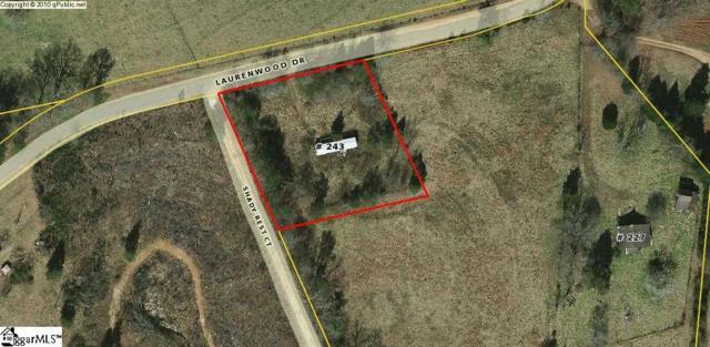243 Laurenwood Drive, Pickens, SC 29671 (#1372147) :: Hamilton & Co. of Keller Williams Greenville Upstate