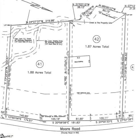 1108 Moore Road, Greenville, SC 29615 (#1372171) :: J. Michael Manley Team
