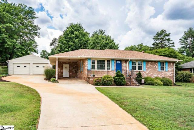 120 East Scenic Lane, Travelers Rest, SC 29690 (#1372179) :: The Toates Team