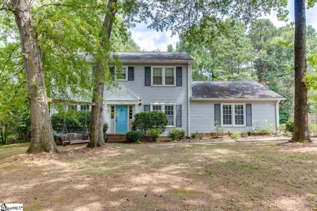328 Longstreet Drive, Greer, SC 29650 (#1372293) :: The Toates Team