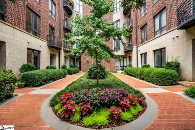 224 South Laurens Street Unit 309, Greenville, SC 29601 (#1372311) :: The Toates Team