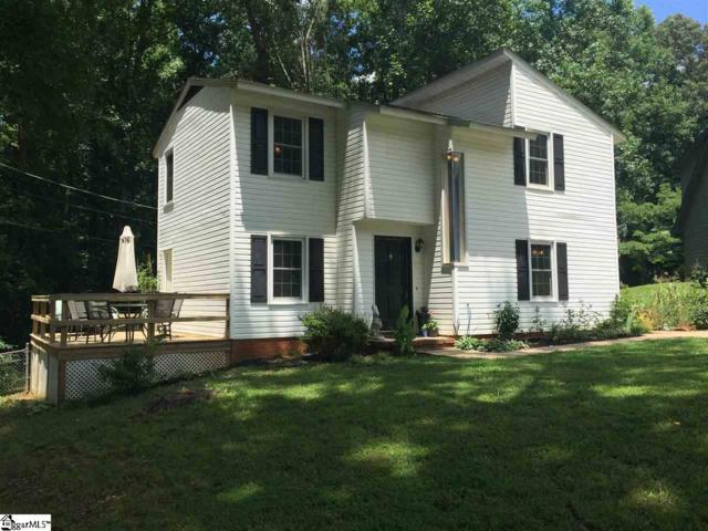 1518 E Yellow Wood Drive, Simpsonville, SC 29680 (#1372320) :: Hamilton & Co. of Keller Williams Greenville Upstate
