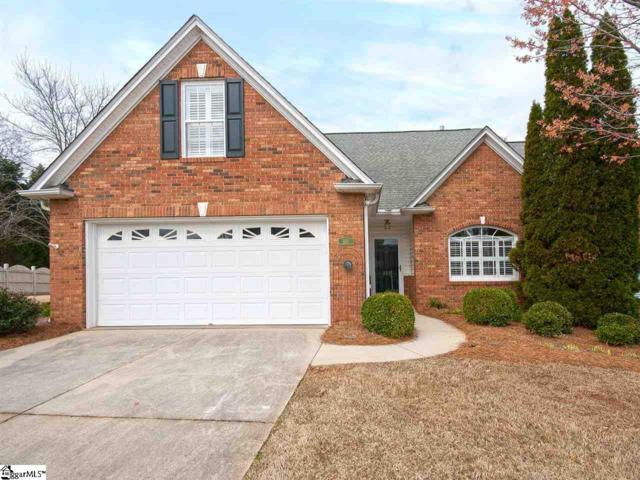 801 Woodsford Drive, Greenville, SC 29615 (#1372375) :: Hamilton & Co. of Keller Williams Greenville Upstate