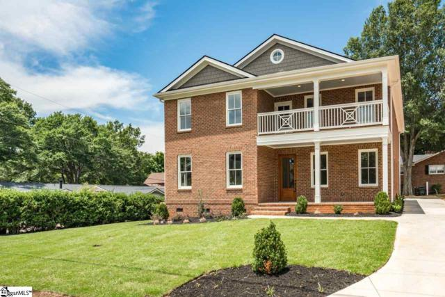 821 Crescent Avenue, Greenville, SC 29601 (#1372378) :: Coldwell Banker Caine