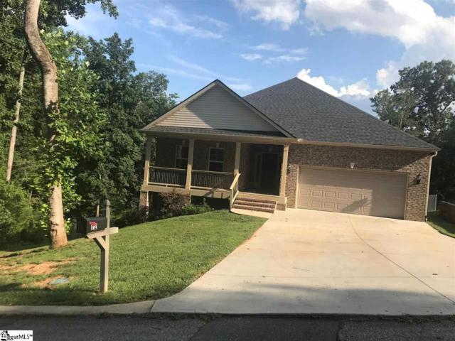 12 Eastwood Drive, Taylors, SC 29687 (#1372388) :: Coldwell Banker Caine