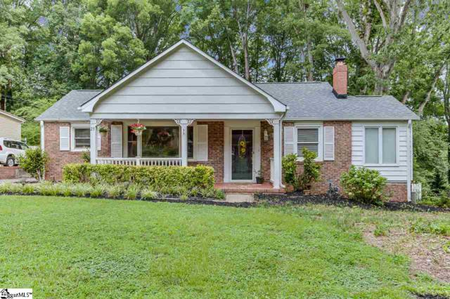 23 Bradley Boulevard, Greenville, SC 29609 (#1372429) :: Hamilton & Co. of Keller Williams Greenville Upstate