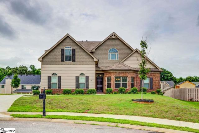 28 Sakonnet Court, Simpsonville, SC 29681 (#1372457) :: The Toates Team