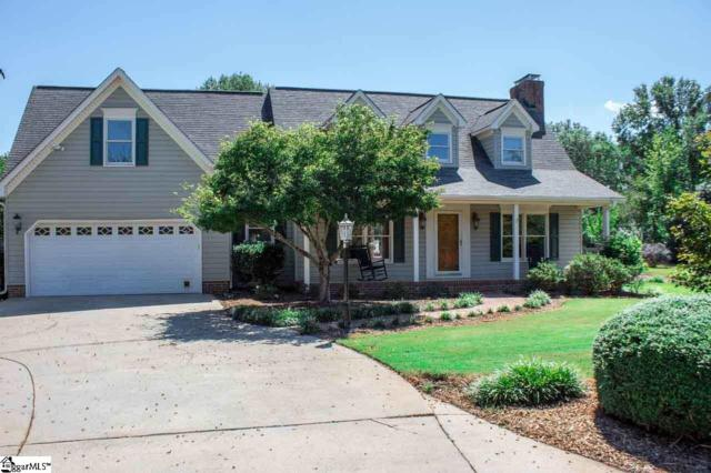 207 Yellow Poplar Court, Simpsonville, SC 29681 (#1372487) :: The Toates Team