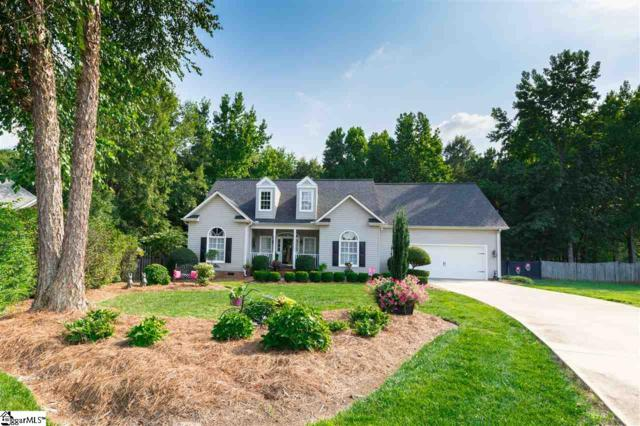 8 Tolland Court, Simpsonville, SC 29681 (#1372515) :: The Toates Team