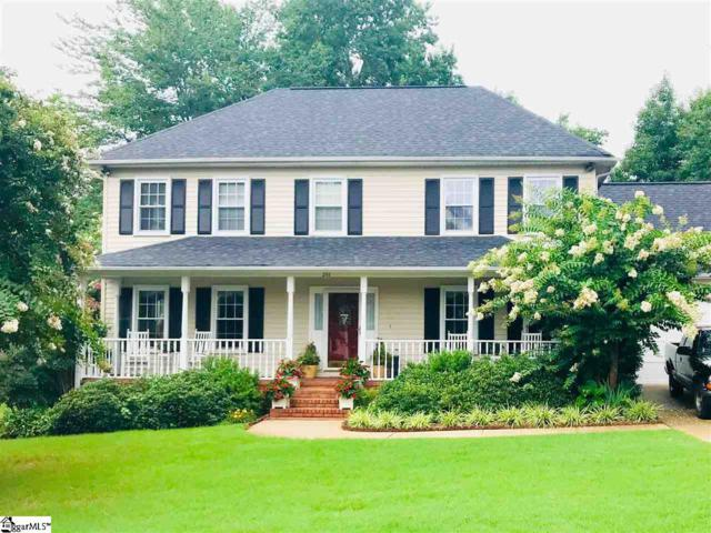 211 Wycliffe Drive, Greer, SC 29650 (#1372549) :: Coldwell Banker Caine