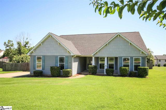 153 Abners Run Drive, Greer, SC 29651 (#1372577) :: Coldwell Banker Caine