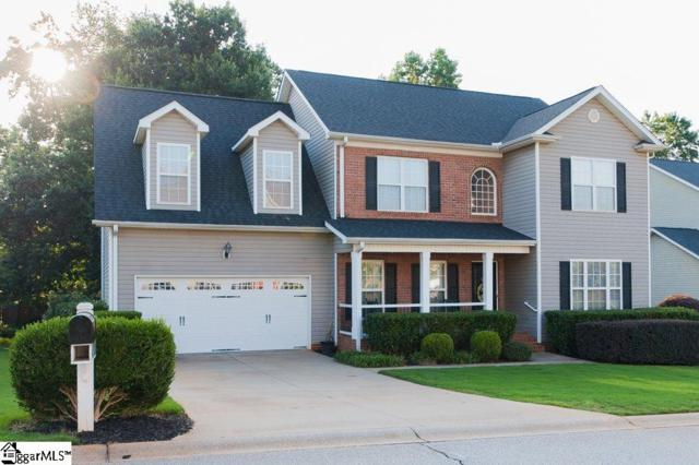 707 Meadow Haze Court, Greer, SC 29650 (#1372600) :: Hamilton & Co. of Keller Williams Greenville Upstate