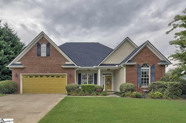 101 Lauren Wood Circle, Taylors, SC 29687 (#1372603) :: Coldwell Banker Caine