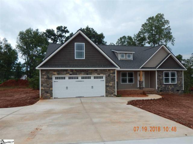 1581 Ballenger Road Lot# 4, Wellford, SC 29385 (#1372605) :: Coldwell Banker Caine