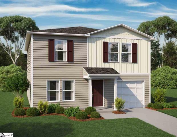 252 Cotton Creek Drive, Spartanburg, SC 29302 (#1372752) :: Hamilton & Co. of Keller Williams Greenville Upstate