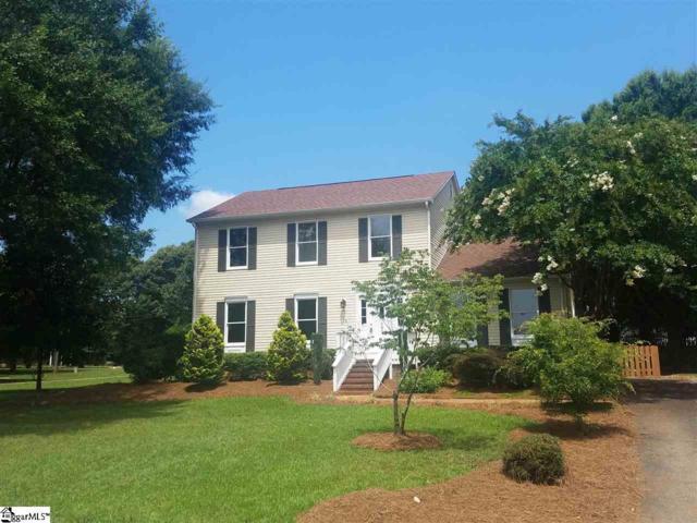 101 Berrys Pond Road, Duncan, SC 29334 (#1372787) :: Hamilton & Co. of Keller Williams Greenville Upstate