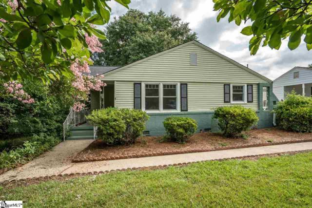 1 Plymouth Avenue, Greenville, SC 29607 (#1372856) :: Hamilton & Co. of Keller Williams Greenville Upstate