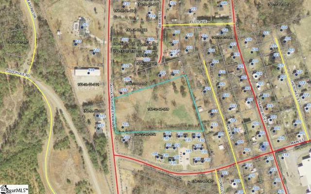 502 Calhoun Shores Parkway, Calhoun Falls, SC 29620 (#1372857) :: Hamilton & Co. of Keller Williams Greenville Upstate