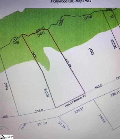 207 Hollywood Street, Easley, SC 29640 (#1372878) :: Hamilton & Co. of Keller Williams Greenville Upstate