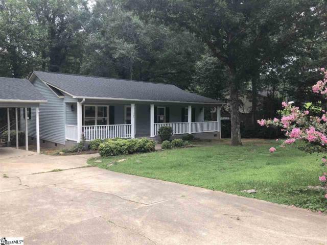 101 Pinonwood Drive, Simpsonville, SC 29681 (#1372927) :: Hamilton & Co. of Keller Williams Greenville Upstate