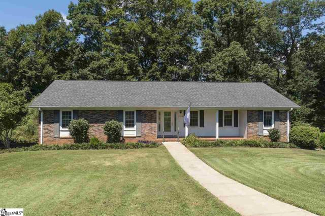304 Lakecrest Drive, Greer, SC 29651 (#1372944) :: Coldwell Banker Caine