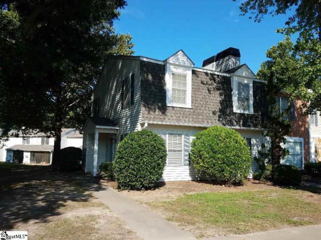 116 Shady Tree Drive, Taylors, SC 29687 (#1372967) :: Hamilton & Co. of Keller Williams Greenville Upstate
