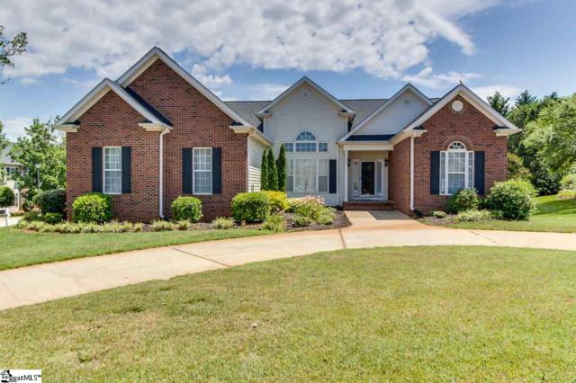 411 Meadow Hill Way, Greer, SC 29650 (#1373016) :: Hamilton & Co. of Keller Williams Greenville Upstate
