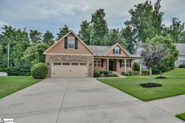 111 Hidden Springs Lane, Taylors, SC 29687 (#1373057) :: Hamilton & Co. of Keller Williams Greenville Upstate
