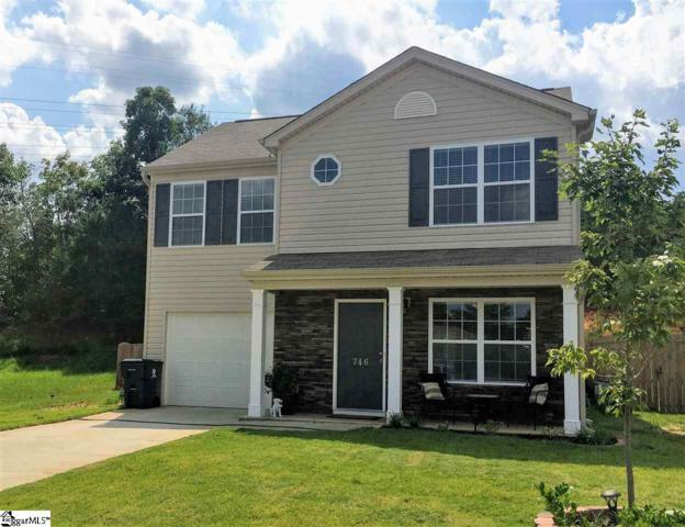 746 Cassie Marie Court, Duncan, SC 29334 (#1373085) :: Coldwell Banker Caine