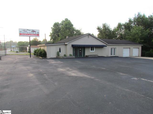 1457 Gentry Memorial Highway, Easley, SC 29640 (#1373229) :: Hamilton & Co. of Keller Williams Greenville Upstate