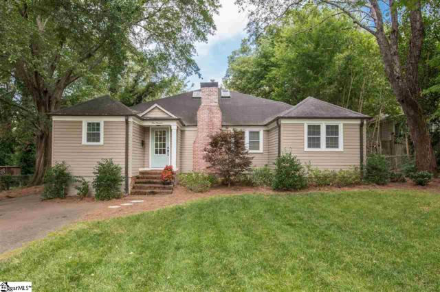 119 Parkwood Drive, Greenville, SC 29609 (#1373230) :: The Haro Group of Keller Williams