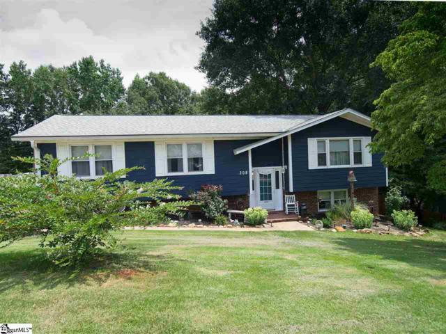 308 Plano Drive, Greenville, SC 29617 (#1373243) :: Hamilton & Co. of Keller Williams Greenville Upstate