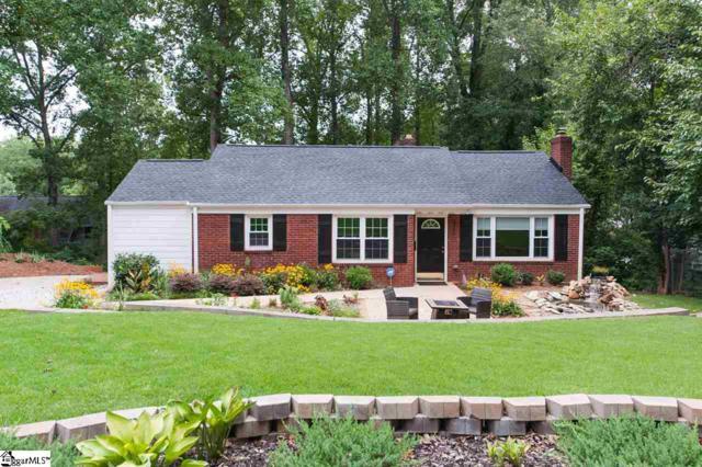 333 Ridgecrest Drive, Greenville, SC 29609 (#1373263) :: Hamilton & Co. of Keller Williams Greenville Upstate