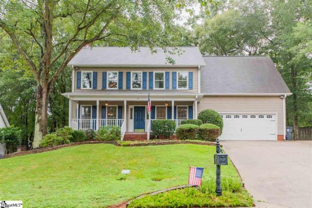 9 Woodway Drive, Greer, SC 29651 (#1373366) :: Hamilton & Co. of Keller Williams Greenville Upstate