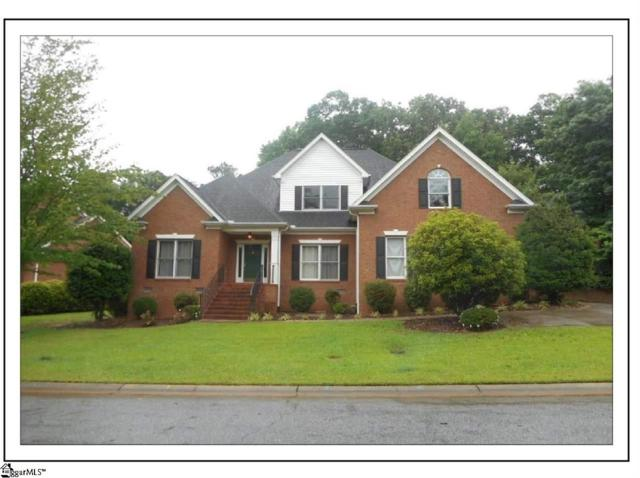 705 Carriage Hill Road, Simpsonville, SC 29681 (#1373399) :: Hamilton & Co. of Keller Williams Greenville Upstate