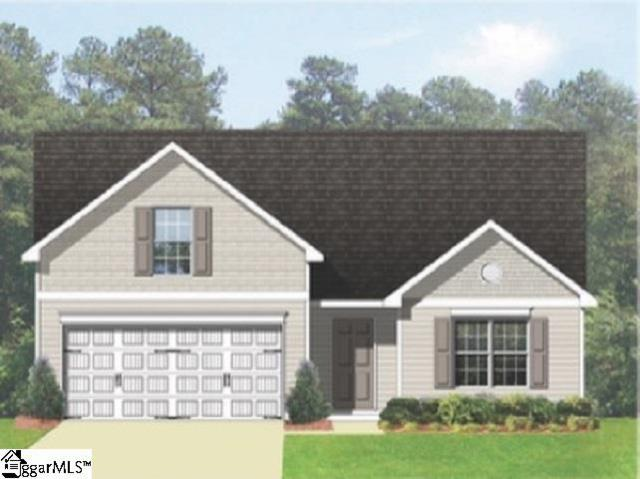 131 Settle Station Run, Inman, SC 29349 (#1373436) :: Coldwell Banker Caine