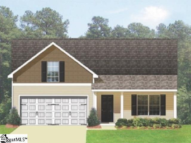 132 Settle Station Run, Inman, SC 29349 (#1373443) :: Coldwell Banker Caine