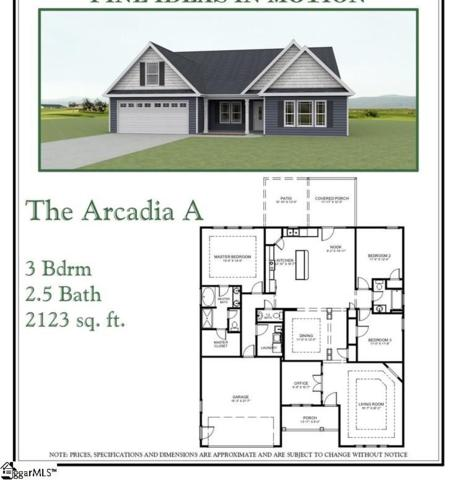 1390 Satterfield Drive Lot 3, Greer, SC 29651 (#1373526) :: The Toates Team