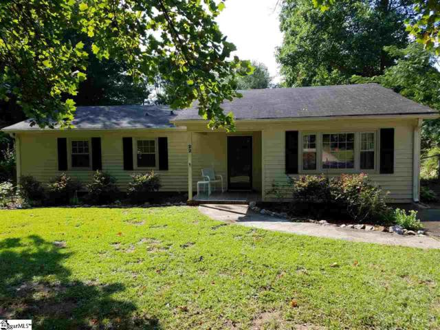 22 Barclay Drive, Travelers Rest, SC 29690 (#1373592) :: Hamilton & Co. of Keller Williams Greenville Upstate