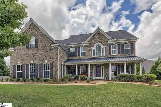 14 Alcovy Court, Simpsonville, SC 29680 (#1373614) :: Hamilton & Co. of Keller Williams Greenville Upstate