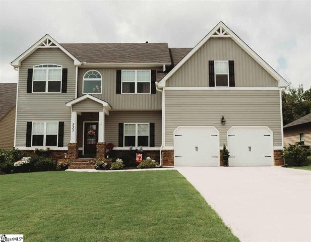 537 W Holloway Drive, Woodruff, SC 29388 (#1373739) :: Hamilton & Co. of Keller Williams Greenville Upstate