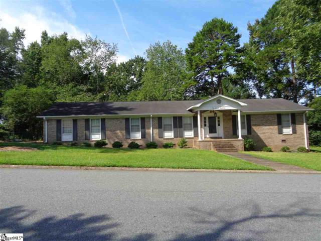 424 Longstreet Drive, Greer, SC 29650 (#1373783) :: Hamilton & Co. of Keller Williams Greenville Upstate