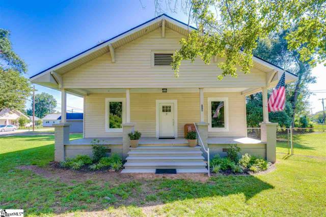 110 Manning Street, Arcadia, SC 29320 (#1373840) :: Hamilton & Co. of Keller Williams Greenville Upstate
