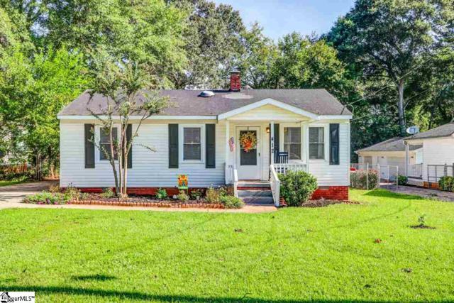 412 Morris Street, Greenville, SC 29609 (#1373974) :: Hamilton & Co. of Keller Williams Greenville Upstate