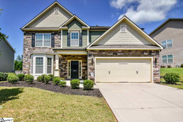 249 Raven Falls Lane, Simpsonville, SC 29681 (#1374001) :: The Haro Group of Keller Williams